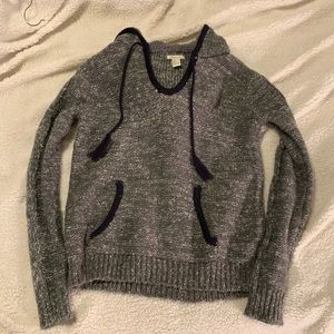 Forever 21 Hooded Sweater